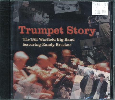 The Bill Warfield Big Band CD
