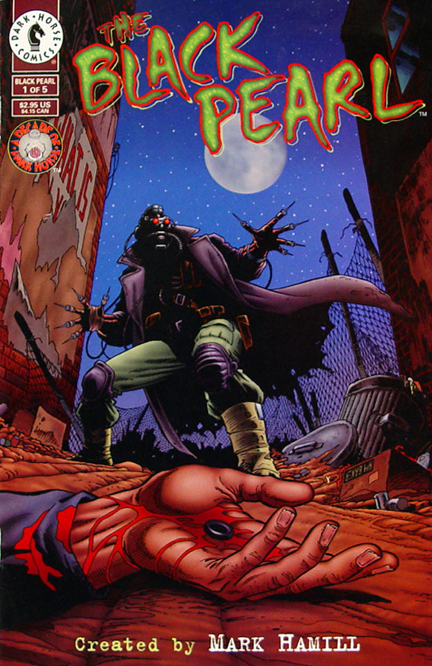The Black Pearl Comic Book, Sep 1, 1996 | Wolfgang's