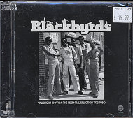 The Blackbyrds CD