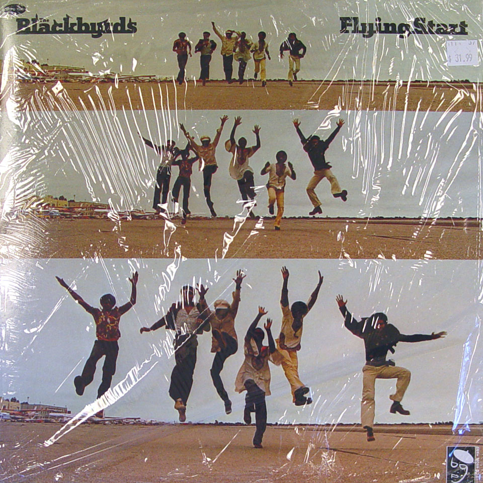 "The Blackbyrds Vinyl 12"" (New)"