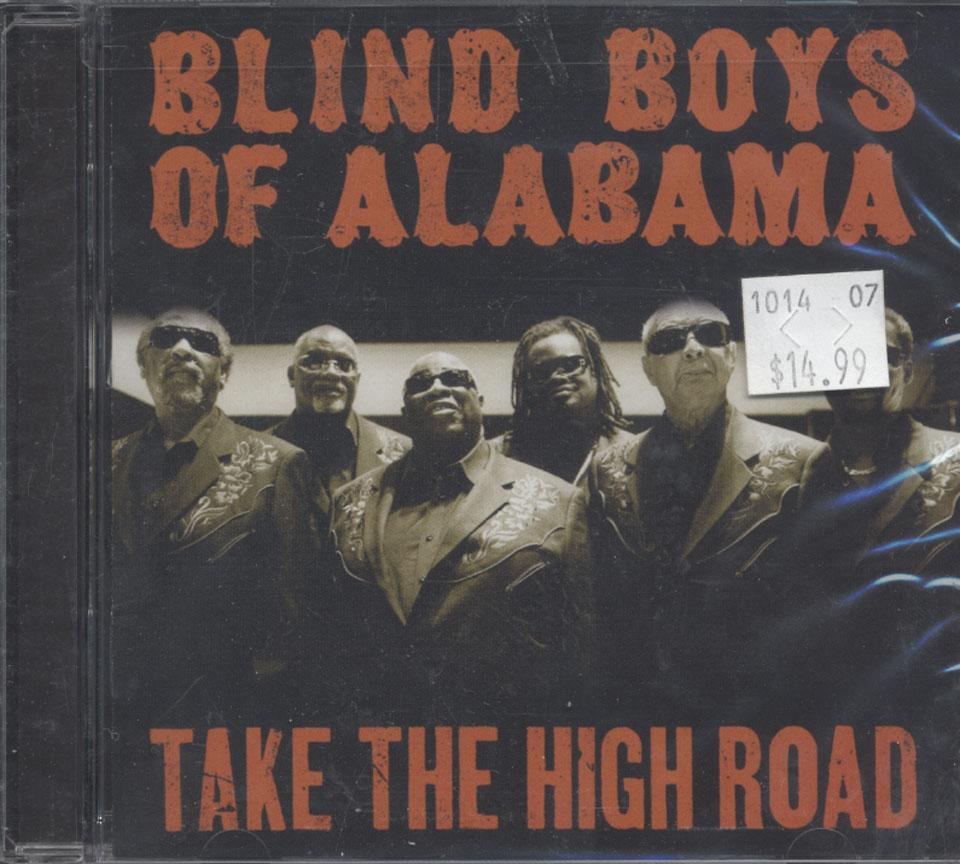 The Blind Boys of Alabama CD