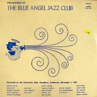 "The Blue Angel Jazz Club Vinyl 12"" (New)"