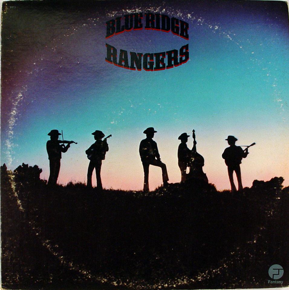 "The Blue Ridge Rangers Vinyl 12"" (Used)"