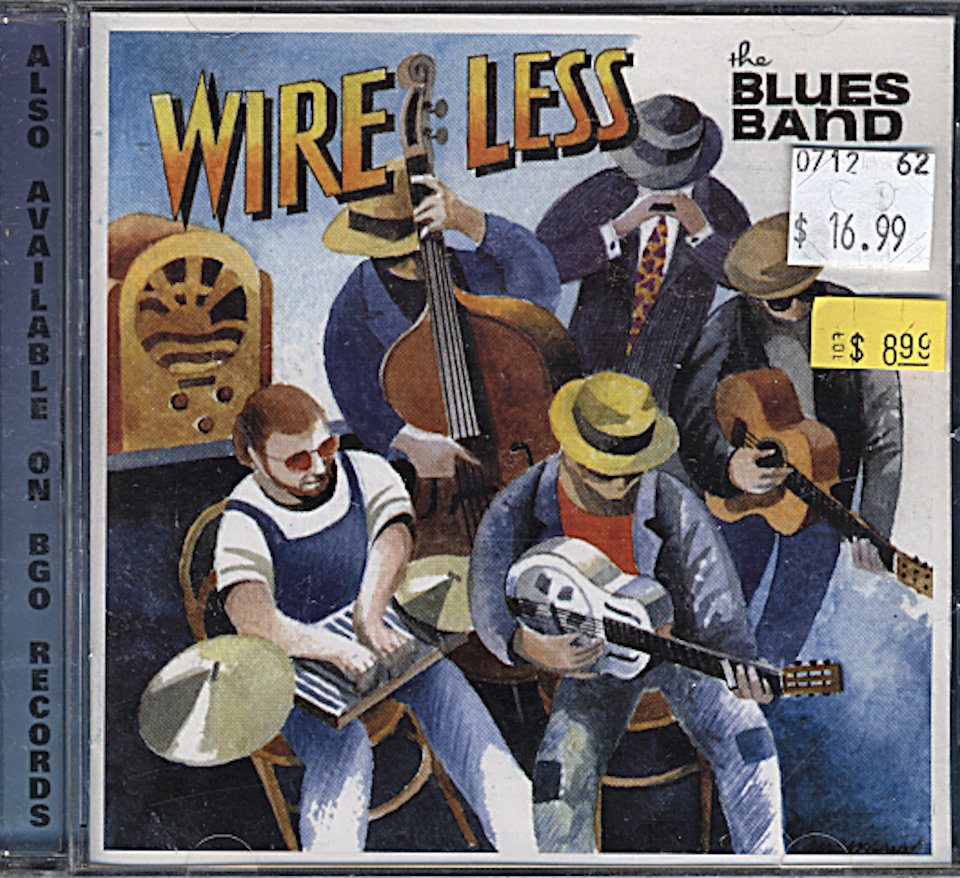 The Blues Band CD