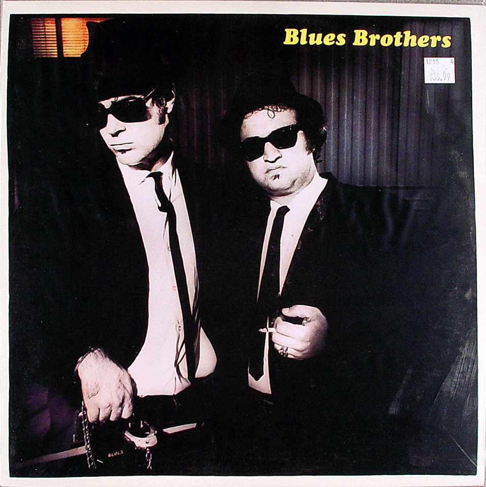 """The Blues Brothers Vinyl 12"""" (New)"""