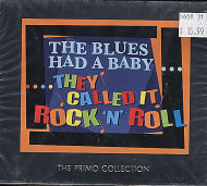 The Blues Had A Baby...They Called It Rock 'N' Roll CD