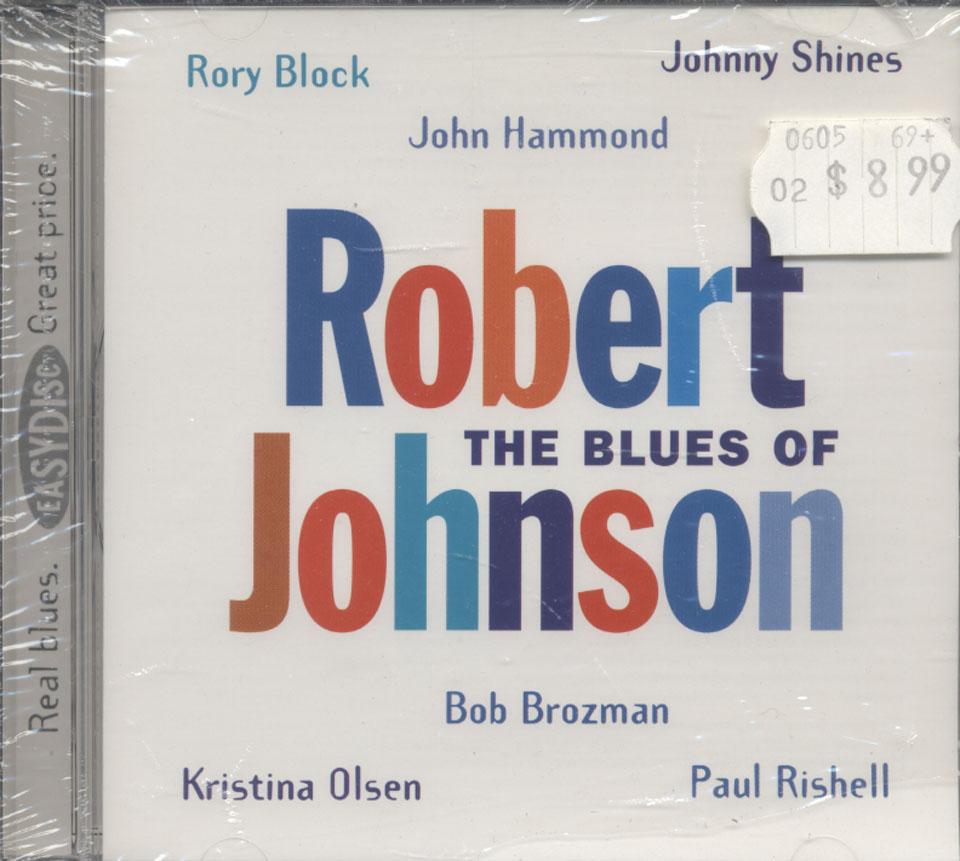 The Blues Of Robert Johnson CD