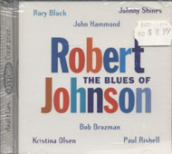 The Blues Of Robert Johnson CD