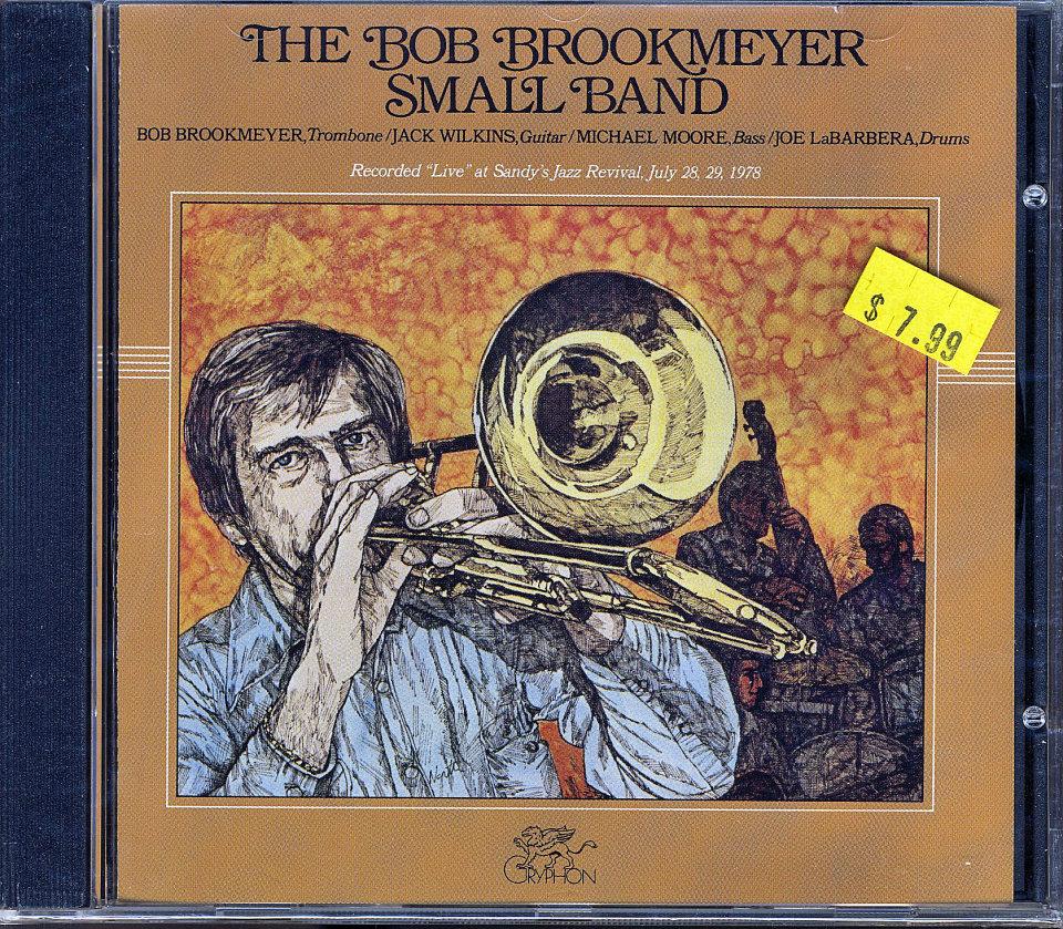 The Bob Brookmeyer Small Band CD