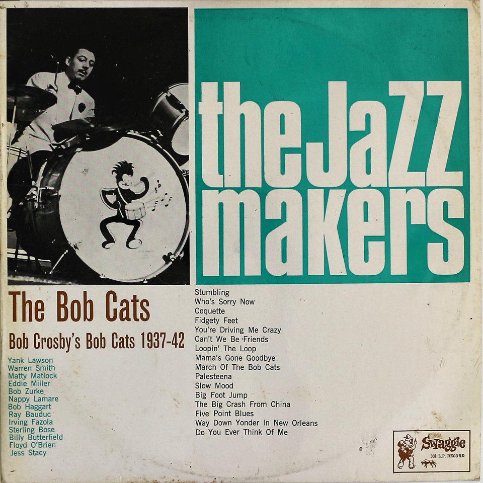 """The Bob Cats Vinyl 12"""" (Used)"""