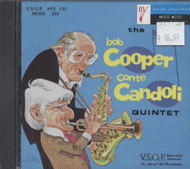 The Bob Cooper / Conte Candoli Quintet CD