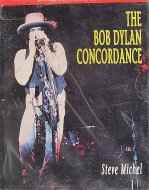 The Bob Dylan Concordance Book