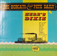 "The Bobcats / Pete Daily Vinyl 12"" (Used)"