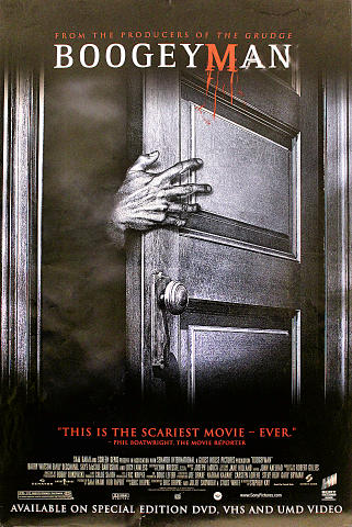 The Boogeyman Poster