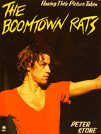 The Boomtown Rats Having Their Picture Taken Book