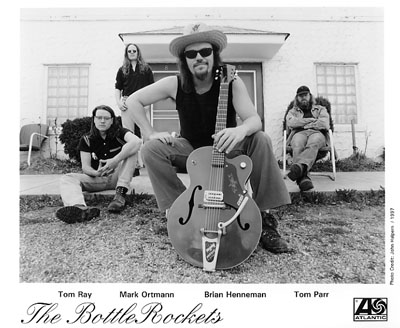 The Bottle Rockets Promo Print