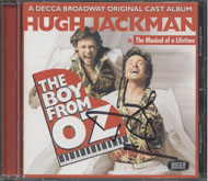 The Boy From Oz CD
