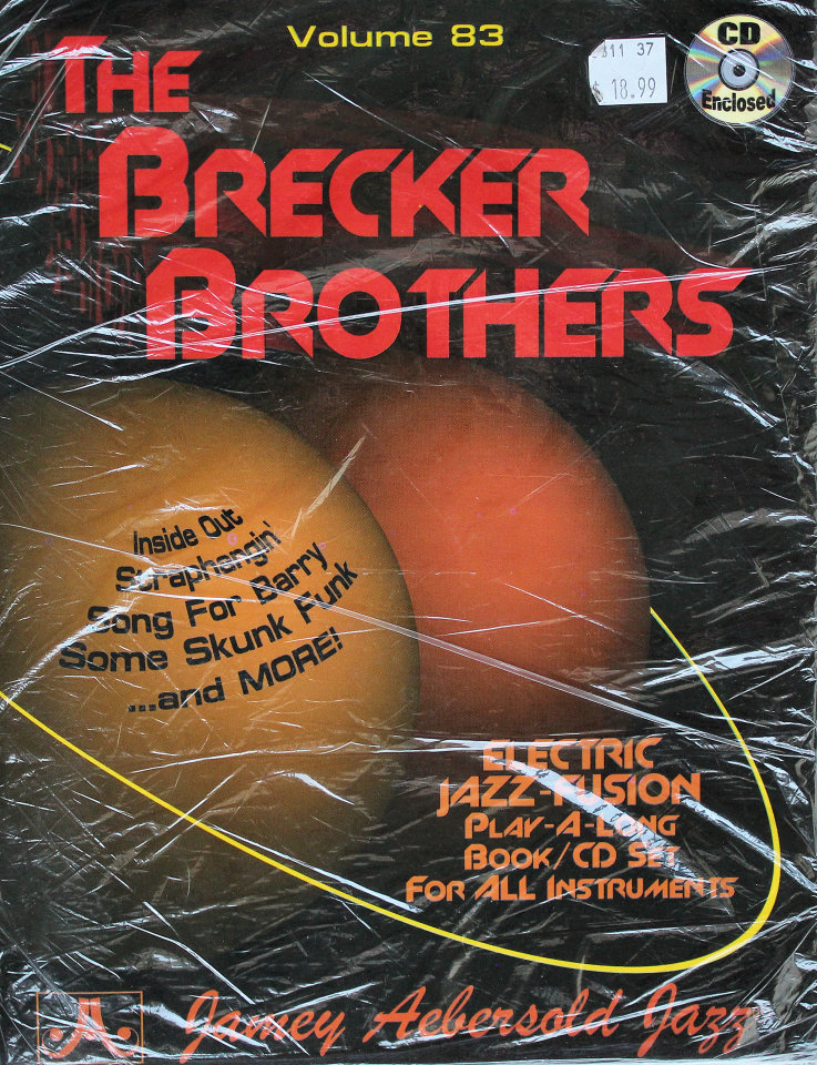 The Brecker Brothers Volume 83