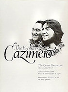 The Brothers Cazimero Poster