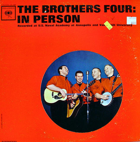 """The Brothers Four Vinyl 12"""" (Used)"""
