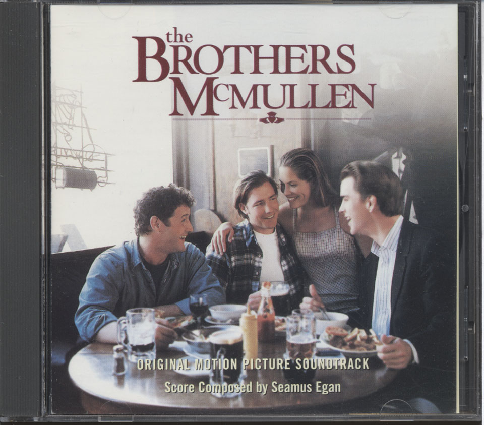 The Brothers McMullen Soundtrack CD