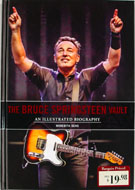 The Bruce Springsteen Vault Book