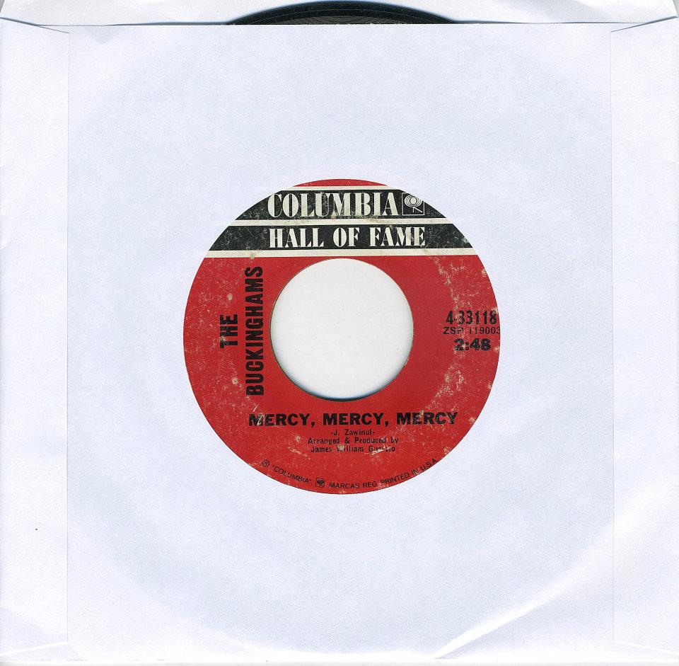"The Buckinghams Vinyl 7"" (Used)"