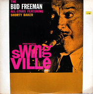 "The Bud Freeman All-Stars Vinyl 12"" (Used)"