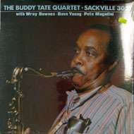 "The Buddy Tate Quartet Vinyl 12"" (New)"