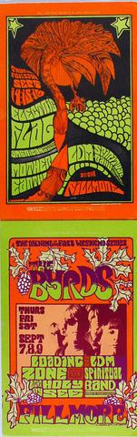 The Byrds Postcard