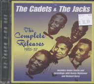 The Cadets & The Jacks CD