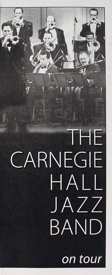 The Carnegie Hall Jazz Band Program