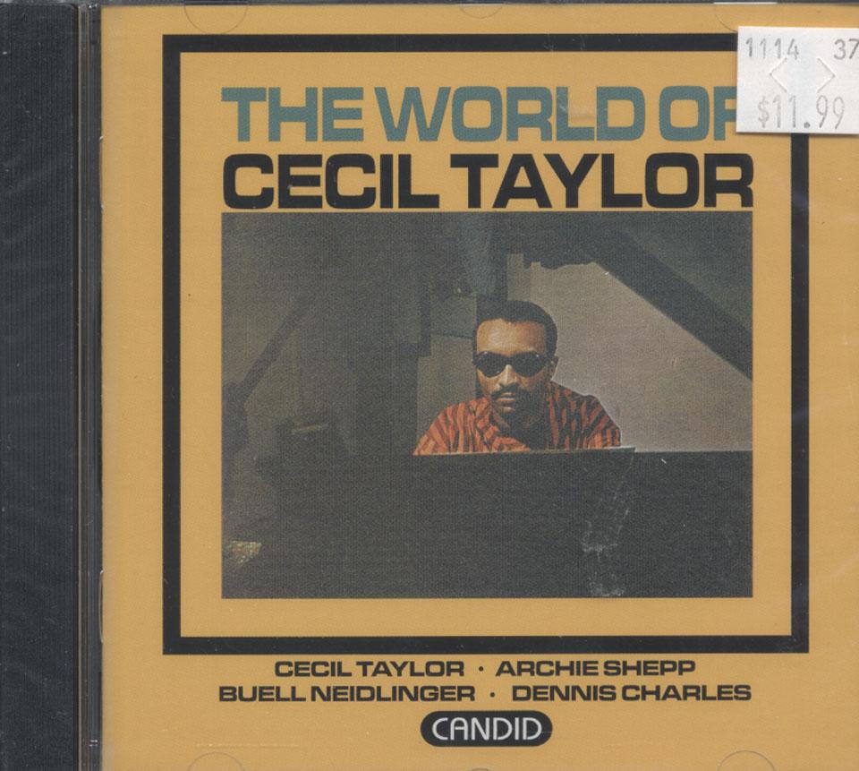 The Cecil Taylor Unit - Live In Bologna