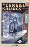 The Cereal Killings #4 Comic Book