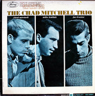 "The Chad Mitchell Trio Vinyl 12"" (Used)"