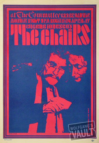 The Chairs Poster