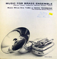 """The Chamber Brass Players Vinyl 12"""" (Used)"""