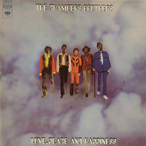 """The Chambers Brothers Vinyl 12"""" (Used)"""