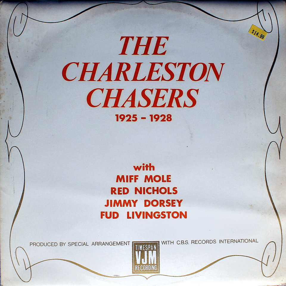 "The Charleston Chasers Vinyl 12"" (Used)"