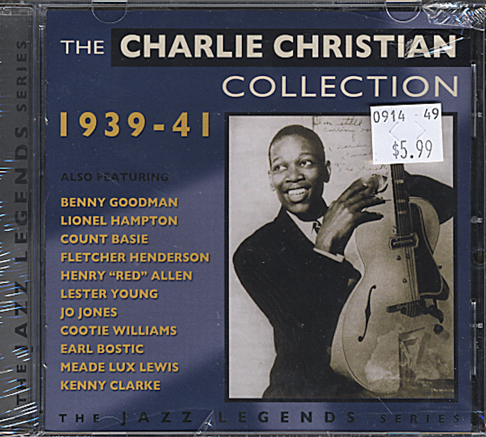 The Charlie Christian Collection CD