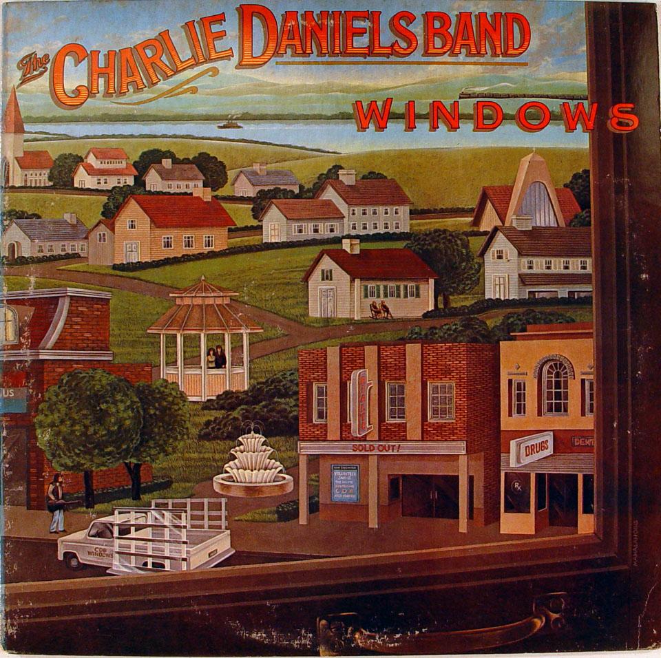 "The Charlie Daniels Band Vinyl 12"" (Used)"