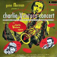 """The Charlie Ventura Septet Vinyl 12"""" (Used)"""