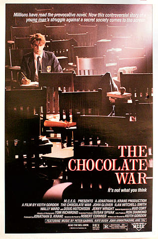 The Chocolate War Poster