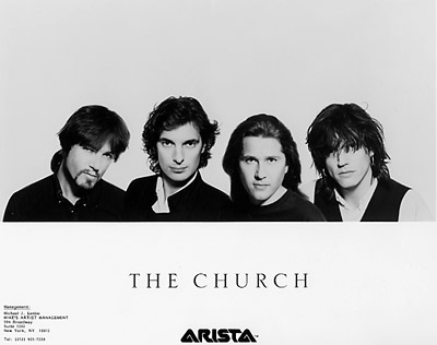 The Church Promo Print
