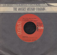 """The Cities Service Band Of America Vinyl 7"""" (Used)"""