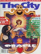 The City Magazine August 1991 Magazine