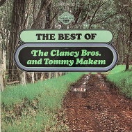 """The Clancy Bros. and Tommy Makem Vinyl 12"""" (Used)"""