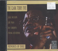 The Clark Terry Five CD