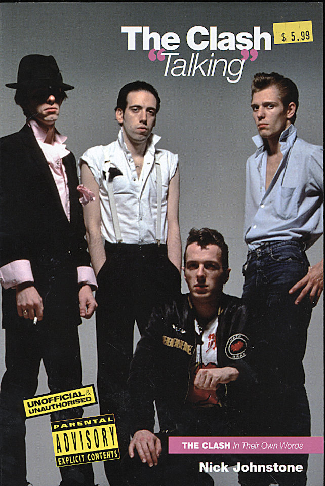 "The Clash ""Talking"""