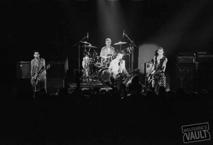 The Clash Fine Art Print